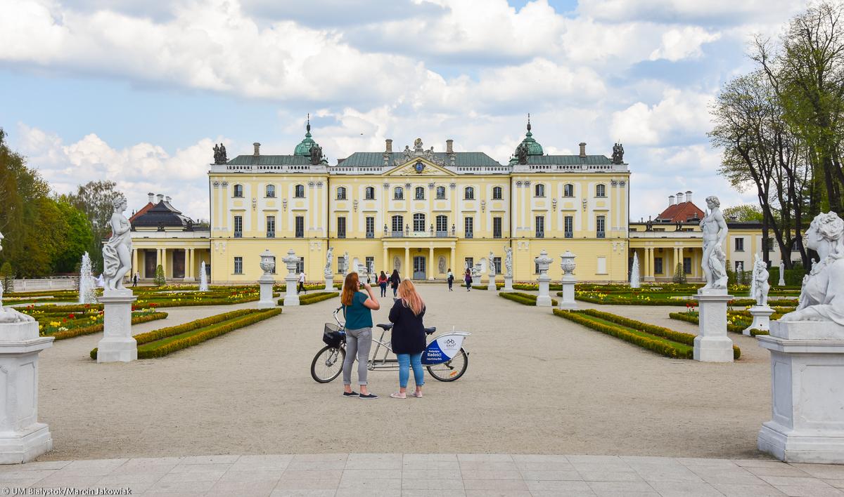 Białystok: Tysiąc wypożyczeń tandemów